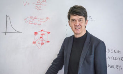 A photo of Gerbrand Ceder, professor in the Department of Materials Science and Engineering at UC Berkeley
